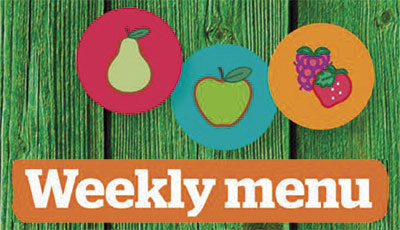 Icon for the weekly menus