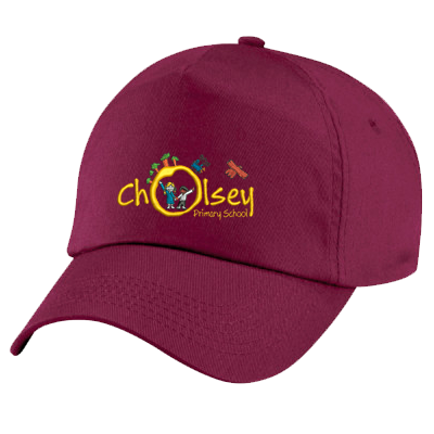 Cholsey logo Baseball Cap