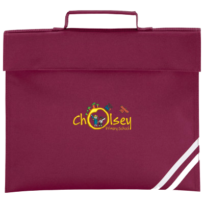 Cholsey logo Book Bag