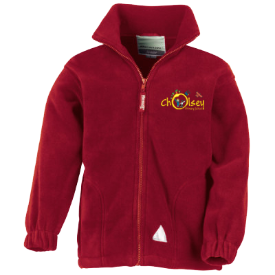 Cholsey logo Fleece Jacket