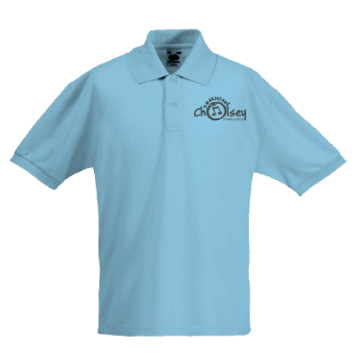 Cholsey logo Music Polo Shirt