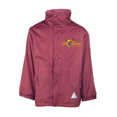 Cholsey logo Waterproof Jacket