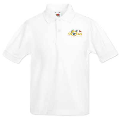 Cholsey logo White Polo Shirt
